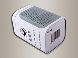 药品铁盒包装-医药铁盒包装80*80*118mm