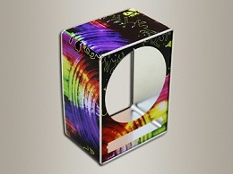 音响铁盒包装,音箱铁盒厂家145*110*70mm