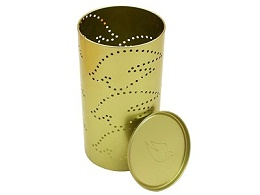 蜡烛铁罐,马口铁蜡烛罐