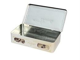 红酒铁盒,马口铁洋酒铁盒